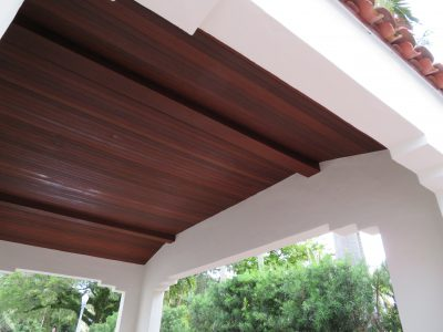 Ipe Wood Cladding